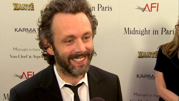 Michael Sheen talks 'Midnight in Paris'