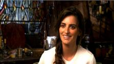 Penelope Cruz talks about Pirates of the Caribbean: On Stranger Tides. - Provided courtesy of none / Walt Disney Studios