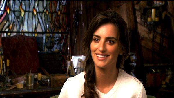 Penelope Cruz talks 'Pirates'