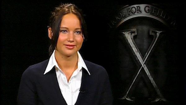 Jennifer Lawrence on 'Hunger Games' frenzy