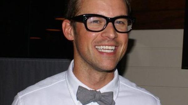 Brad Goreski appears in an undated photo from his website, BradGoreski.Blogspot.com.