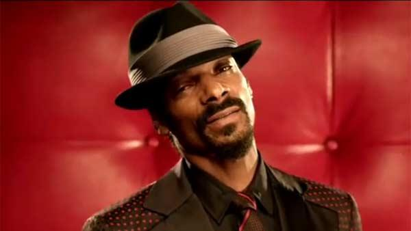 Snoop Dogg appears in a still from his 'True Blood' music video.