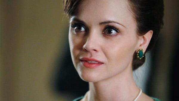 Christina Ricci appears in a still from her ABC show, Pan Am. - Provided courtesy of ABC / ABC / Patrick Harbron
