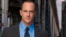 Christopher Meloni appears in a promotional photo for Law & Order: SVU season 12. - Provided courtesy of NBC