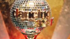 Photo of the Dancing With The Stars mirror ball trophy on May 24, 2011. - Provided courtesy of ABC
