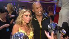 Hines Ward talks to OnTheRedCarpet.com after the season 12 finale on Dancing With The Stars: The Results Show on May 24. - Provided courtesy of OTRC