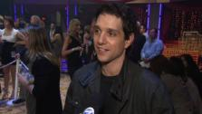 Ralph Macchio speaks after the season 12 finale on Dancing With The Stars: The Results Show on May 24. - Provided courtesy of OTRC