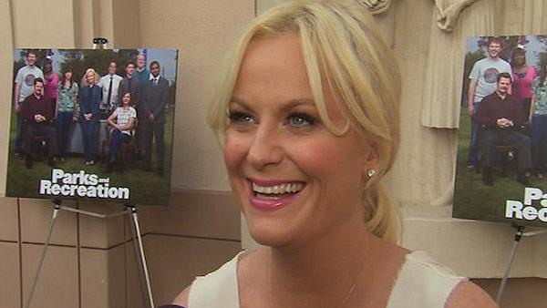Amy Poehler praises 'Parks and Recreation' fans