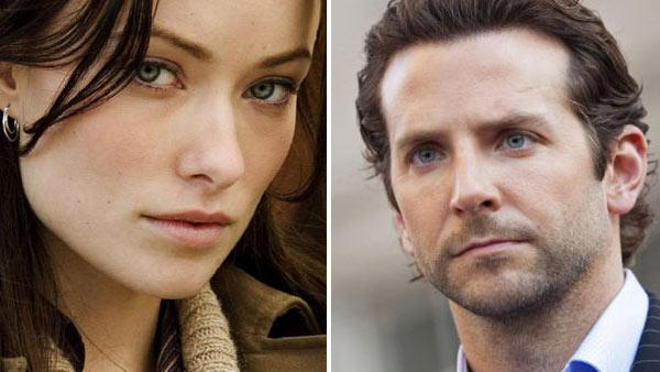 Olivia Wilde appears in a still from Foxs House. / Bradley Cooper appears in a still from his 2011 film Limitless. - Provided courtesy of Fox Network / Dark Fields Production / John Baer