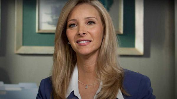 Lisa Kudrow appears in a promotional photo for her online series Web Therapy, which is set to air on the Showtime cable television network in July 2011. - Provided courtesy of webtherapyshow.com / Showtime