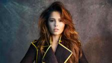 Cheryl Cole appears in a promotional photo for the FOX series The X Factor. - Provided courtesy of Ian Derry / FOX