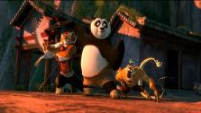Kung Fu Panda 2 features characters voiced by Jack Black, Angelina Jolie and Dustin Hoffman and opens on May 26, 2011.