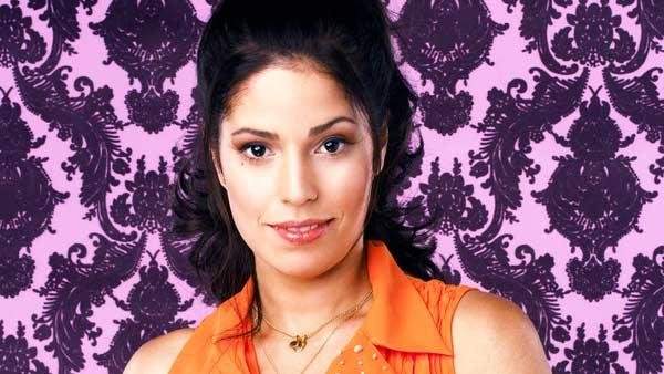 Ana Ortiz appears in a promotional photo from ABC's 'Ugly Betty.'
