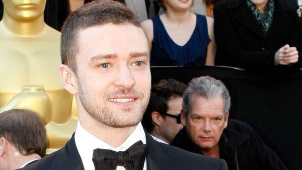 Justin Timberlake arrives at the The 83rd Annual Academy Awards on Sunday, February 27, 2011 - Provided courtesy of ABC / RICK ROWELL
