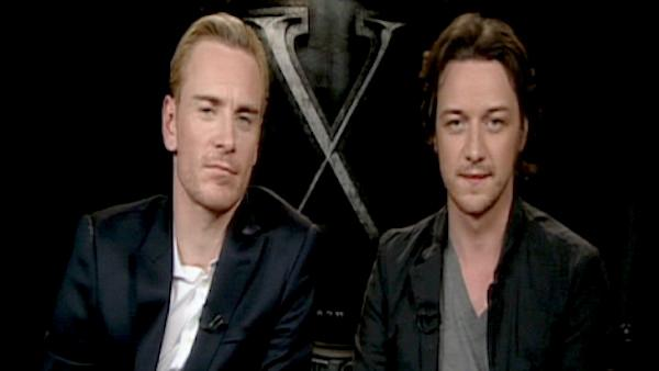 X-Men: First Class stars James McAvoy and Michael Fassbender chat fan expectations and hopes for a sequel.