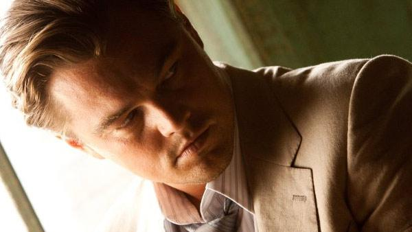Leonardo DiCaprio appears in a still from his 2010 film Inception. - Provided courtesy of Warner Bros. Entertainment / Stephen Vaughan