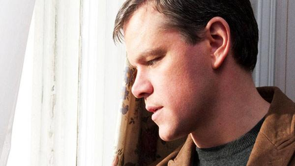 Matt Damon appears in a still from his 2010 film Hereafter. - Provided courtesy of Warner Bros. Entertainment / Ken Regan