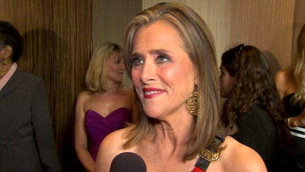 Meredith Vieira talks to OnTheRedCarpet.com at the Gracie Awards show. - Provided courtesy of OTRC
