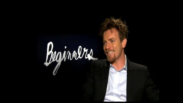 Ewan McGregor talks 'Beginners'