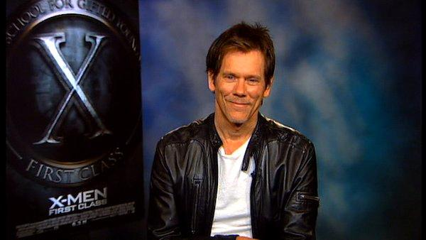 Kevin Bacon on 'X-Men: First Class'