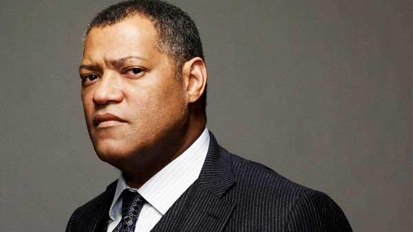 Laurence Fishburne appears in an undated promotional photo from CSI. - Provided courtesy of CBS