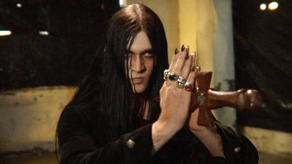 Weston Cage appears in a still from the 2009 film, Raven. - Provided courtesy of GruntWorks Entertainment