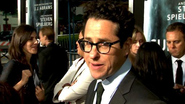 J.J. Abrams talks about his early 'Super 8' movies
