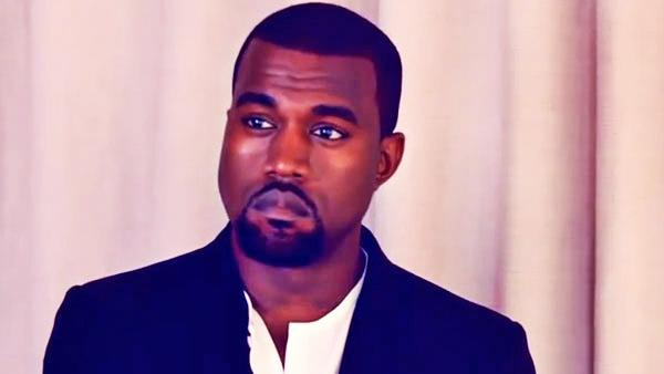 Kanye West appears in a scene from his 2010 short film Runaway. - Provided courtesy of Def Jam