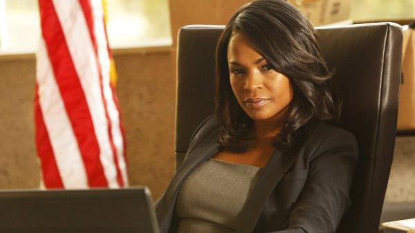 Nia Long appears in a still from 'Chase.'