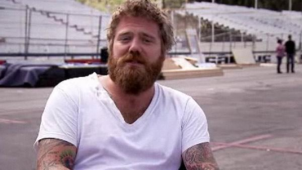 Ryan Dunn, one of the stars of the MTV daredevil reality show 'Jackass,' died on June 19, 2011 at age 34 in a car crash in Pennsylvania. (Pictured: Ryan Dunn appears in the G4 series 'Proving Ground.')