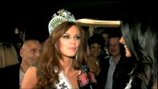 Alyssa Campanella, Miss USA talks to OnTheRedCarpet.com in her first interview after being crowned. - Provided courtesy of OTRC