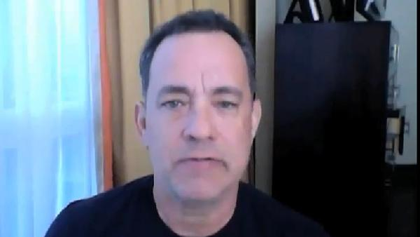 Tom Hanks appears in a YouTube video posted on June 21, in which says The Onion should win the Pulitzer Prize. The video was posted by the group Americans for Fairness in Awarding Journalism Prizes, which is promoting the cause. - Provided courtesy of youtube.com/user/AfajpOnline