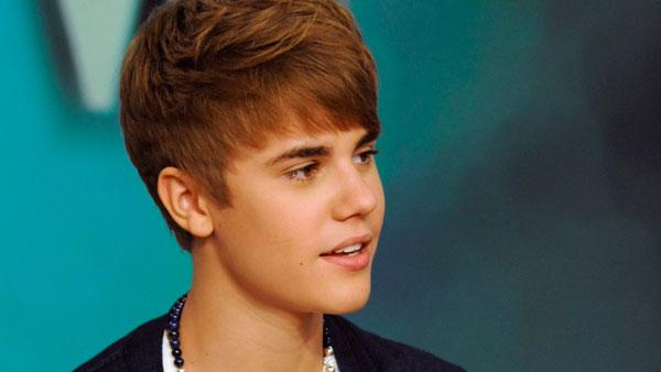 Justin Bieber makes an appearance on The View on June 23, 2011. - Provided courtesy of ABC