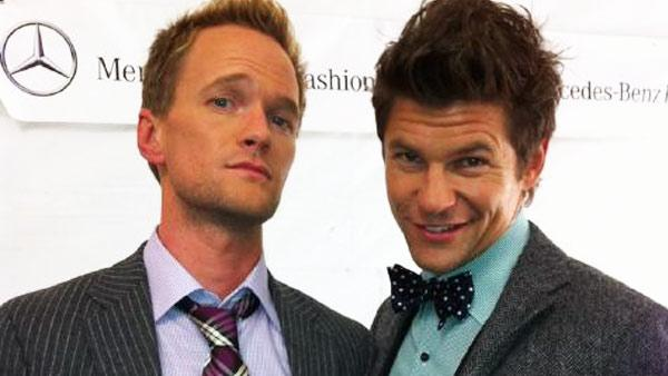 Neil Patrick Harris and David Burtka appear in a 2010 photo posted on the actors Twitter account. - Provided courtesy of yfrog.com/user/ActuallyNPH