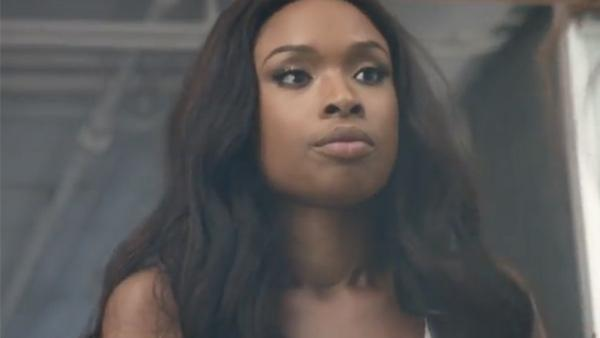 Jennifer Hudson appears in a still from her No Ones Gonna Love You music video. - Provided courtesy of Arista Records, a unit of Sony Music Entertainment