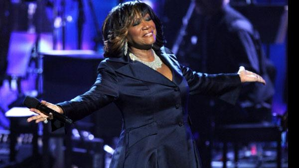 Patti LaBelle appears in a still from the BET Awards posted on her official website. - Provided courtesy of OTRC / PattiLaBelle.com / BET