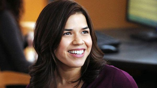 America Ferrera appears in a scene from the 2010-2011 season of The Good Wife. - Provided courtesy of CBS