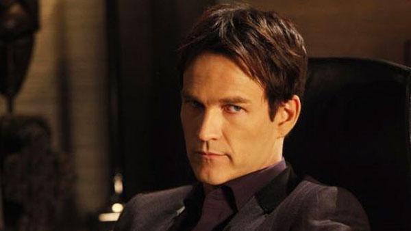 Stephen Moyer appears in a scene from the fourth season premiere of True Blood - Provided courtesy of HBO