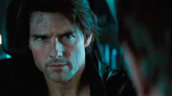 Tom Cruise appears as Ethan Hunt in the 2011 film Mission: Impossible - Ghost Protocol. - Provided courtesy of Paramount Pictures