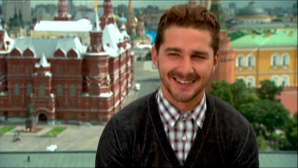 LaBeouf talks about his favorite moments of Transformers: Dark Side of the Moon and filming in Chicago.