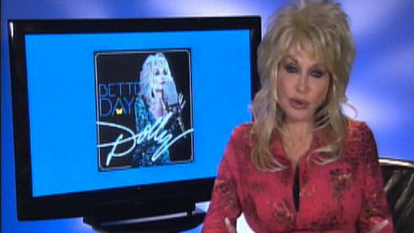 Dolly Parton talks to OnTheRedCarpet.com about her upcoming album.