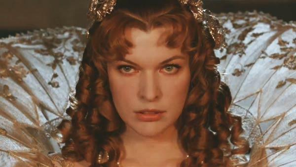 Milla Jovovich  appears in the 2011 film The Three Musketeers - Provided courtesy of Summit Entertainment