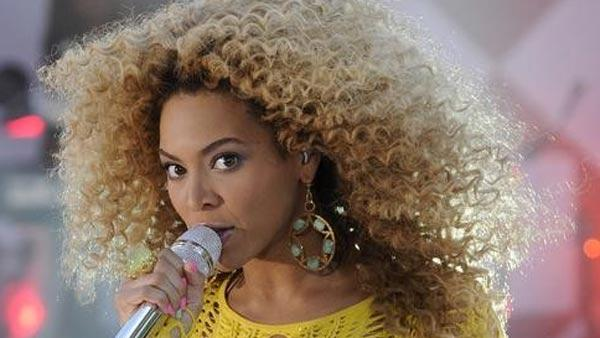 Beyonce performs on Good Morning America on July 1. - Provided courtesy of ABC / Ida Mae Astute