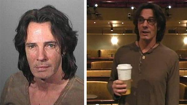 Rick Springfield appears in a photo provided by the Malibu/Lost Hills Sheriffs Office on May 3, 2011. / Rick Springfield appears in a video promoting his Rick Springfield and Friends cruise, posted on his YouTube page on June 2, 2011. - Provided courtesy of Malibu/Lost Hills Sheriffs Office / youtube.com/user/rsadmin