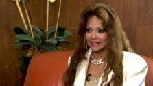 La Toya Jackson talks to OnTheRedCarpet.com about being kidnapped, which inspired her new book, Starting Over. - Provided courtesy of OTRC / OTRC