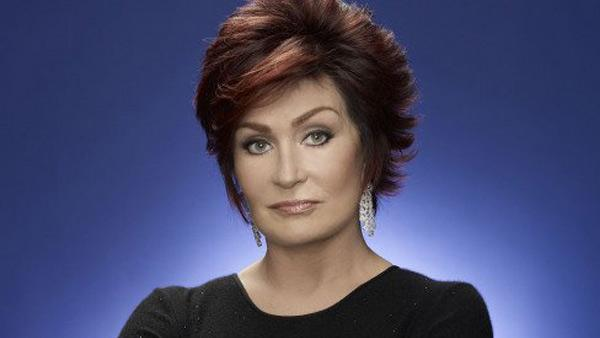 Sharon Osbourne appears in a still from the 2009 TV series 'Osbournes Reloaded.'