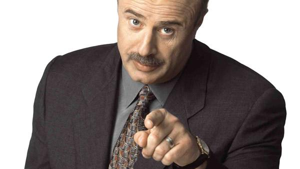 Phil McGraw appears in a still from 'Dr. Phil.'
