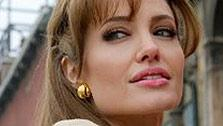 Angelina Jolie appears in a scene from the 2010 movie The Tourist. - Provided courtesy of Peter Mountain / CTMG, Inc.