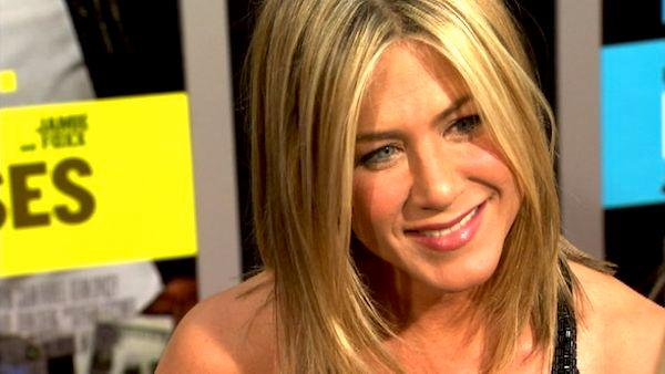 Jennifer Aniston at the 'Horrible Bosses' premiere