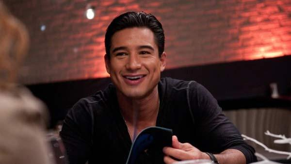 Mario Lopez appears in a 2011 promotional photo for The Next Food Network Star. - Provided courtesy of Television Food Network